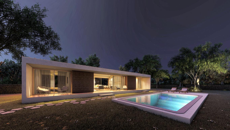 BaruGrande Casa Noche