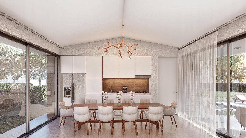 BaruGrande Casa Zen Cocina