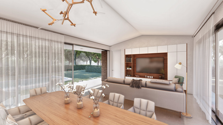 BaruGrande Casa Zen Comedor