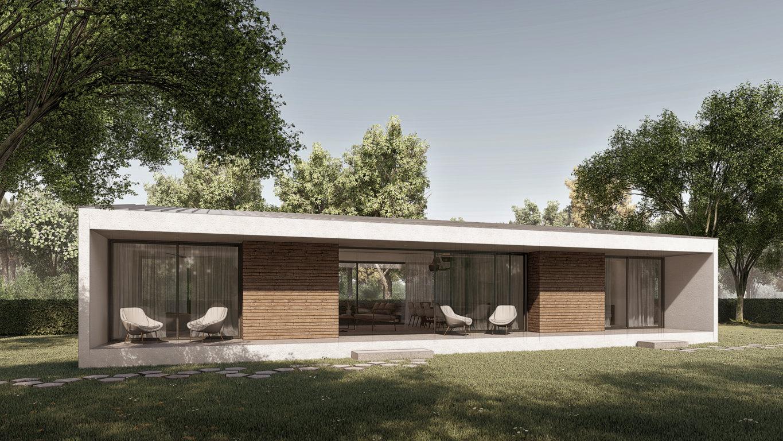 BaruGrande Casa Zen frente