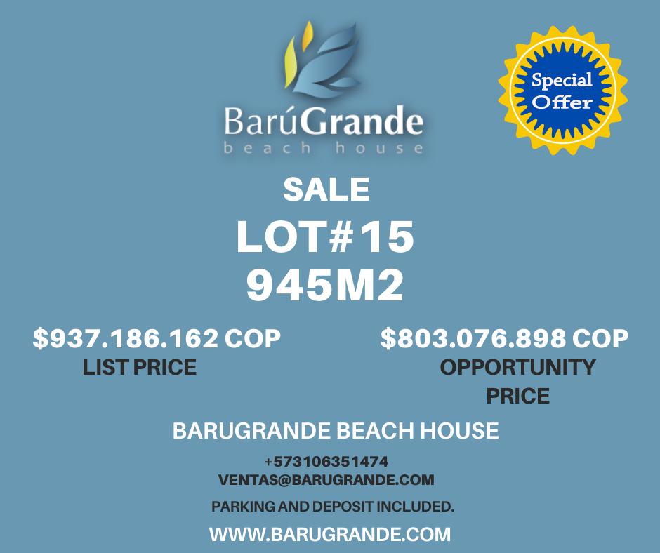 Barugrande Lot Sale